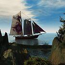 Sailing by Kathy Nairn