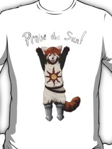 Sun Warrior Red Panda! T-Shirt
