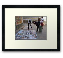 """"""" Is it good quality """" Framed Print"""