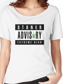 Stoner Advisory Women's Relaxed Fit T-Shirt
