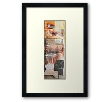 air strip Framed Print