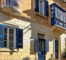A Maltese Town House by Xandru