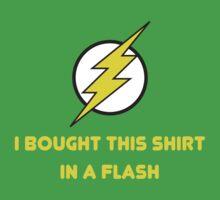 Flash Shopping One Piece - Short Sleeve