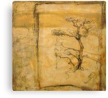 cliffside Canvas Print