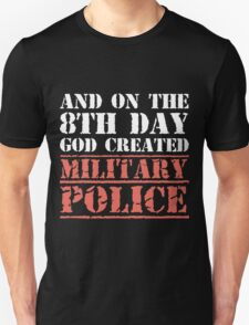 8th Day Military Police T-shirt T-Shirt