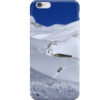 Trail To The Pass - The Himalayas iPhone Case/Skin