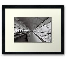 Everyone Here Wants You Framed Print