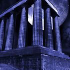 Calton Hill Folly - Edinburgh by Gordon Christie