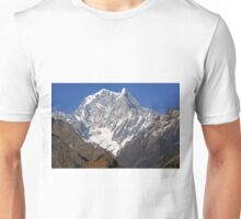 Nilgiri South - The Himalayas - Nepal Unisex T-Shirt