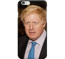 Boris Johnson At Millwall football club Mayor of london iPhone Case/Skin
