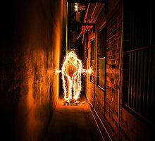 The Boys Light Up by Lance Jackson