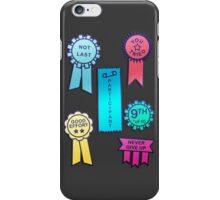 Award For The First Loser iPhone Case/Skin