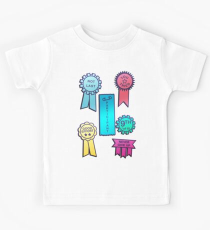 Award For The First Loser Kids Tee