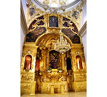 Santo Domingo Church, Cartagena, Spain Photographic Print