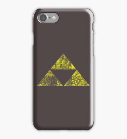Triforce 1 (Zelda) iPhone Case/Skin
