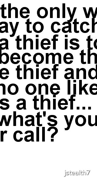 thief by jstealth7