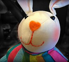 Easter Bunny Tote by Darlene Lankford Honeycutt