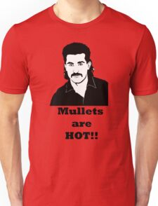 Mullets are hot T-Shirt