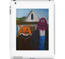 Monster Gothic iPad Case/Skin