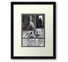 Embers of Another Crash (page 3) Framed Print