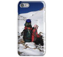 Himalayan Porter - Nepal iPhone Case/Skin