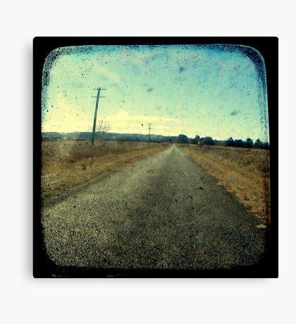 Superstition Highway Canvas Print