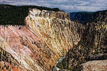 Yellowstone Glory by Janet Fikar