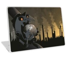 Threatening World Laptop Skin