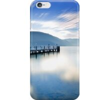 Lake Wörthersee in Winter iPhone Case/Skin