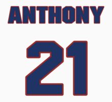 National baseball player Anthony Telford jersey 21 by imsport