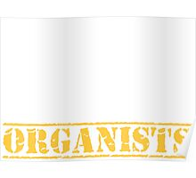 8th Day Organists T-shirt Poster