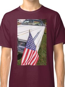 Beautiful American car  10  (c)(t) by Olao-Olavia / Okaio Créations with fz 1000  2014 Classic T-Shirt