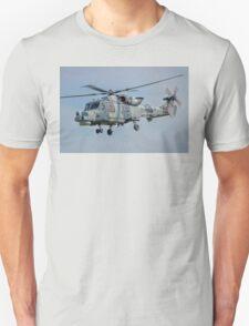 Agusta Westland Wildcat HMA.2 ZZ381 T-Shirt
