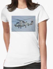 Agusta Westland Wildcat HMA.2 ZZ381 Womens Fitted T-Shirt