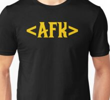 AFK - Away From Keyboard Unisex T-Shirt