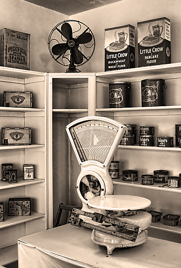 General Store by Patricia Montgomery