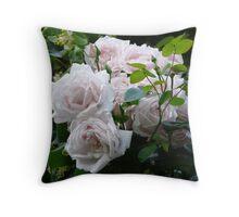 Rose Bouquet Throw Pillow
