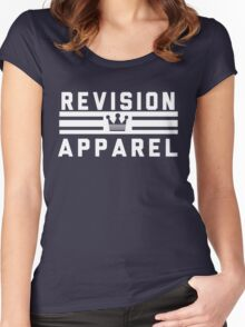 Revision Apparel™ Women's Fitted Scoop T-Shirt