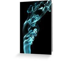 Smoke Art 11 Greeting Card
