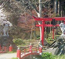 Torii Gate by icesrun