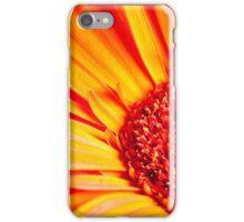 Gerbera 9 iPhone Case/Skin