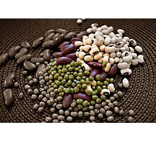 Pulses Are Good For You Photographic Print