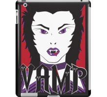 Vamp iPad Case/Skin