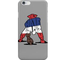 They Hate Us Cuz They Aint Us iPhone Case/Skin