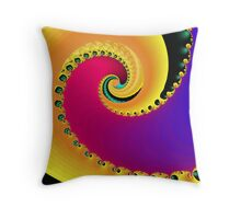 Delicious Candy Throw Pillow
