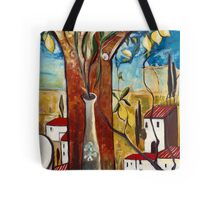 The Morning Graces - Panel C Tote Bag