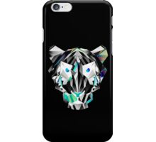 Digital Art Tiger  iPhone Case/Skin