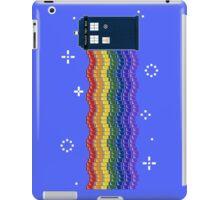 Rainbow TARDIS iPad Case/Skin