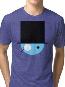 Face of Maximillion von Billions  Tri-blend T-Shirt