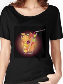 Fruit Juice Women's Relaxed Fit T-Shirt